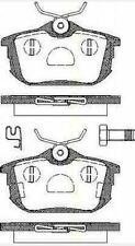 Kit Plaquettes Frein AR TRISCAN VOLVO V40 Break (VW) 1.8 i 125 CH