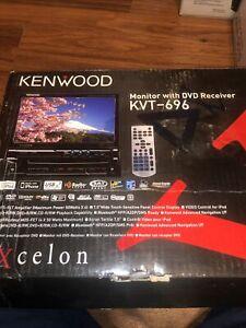 Kenwood Excelon KVT-696