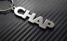 CHAP Cheeky Chappy Keyring Keychain Key Fob