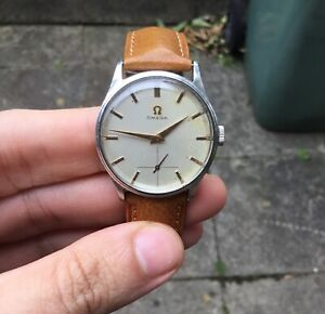Vintage Omega 30T2 Military watch 1940s