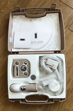 SALON ESSENTIALS X60 Laser Hair removal System Case Brand New with DVD