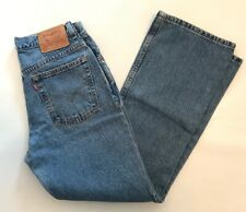Levis 517 Boot Cut Low Rise Jeans 100% Cotton Womens 11 Jr S Vintage 1990's B14
