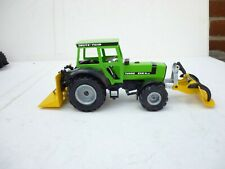 Siku 1:32 2850 Deutz-Fahr DX 6.31 Turbo  As New Ohne Box RARE!!