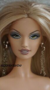 BARBIE On Location Barcelona Model Muse Nude Doll