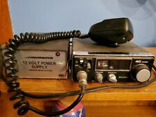 VINTAGE SHARP CB Transceiver 40 channels PRE-OWNED
