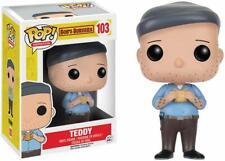 Bob's Burgers Funko POP! Animation Teddy Vinyl Figure #103 Brand New & Boxed
