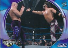 F29 RICO 2004 Topps WWE Apocalypse IN RING ACTION