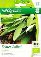 Bio Véritable Sauge - Salvia officinalis, MEDICAL & Plante Aromatique env. 70