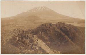 Antique Photo / Mt. Fuji / Japanese / c. 1920