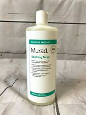 Murad Soothing Tonic Redness Therapy 32oz Brand New/Never Used