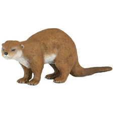 Papo Wild Animal Kingdom Otter Collectable Animal Figure 50233