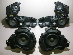 Audi S6 4G Bang Olufsen B&O Lautsprecher sound speaker 4G0035300 4G0035299 A6 RS