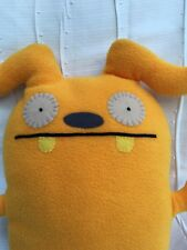 Ugly Doll Babo Yellow Plush Pillow Stuffed Animal