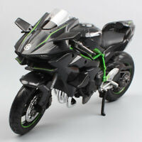 maisto 1:12 Scale Kawasaki Ninja h2 H2R racing diecast motorcycle model bike toy