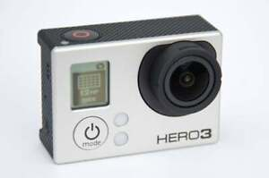 GoPro HERO3 Black Edition 12MP HD Waterproof Action Camera (CHDHX-301) ORIGINAL