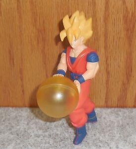 Dragonball Z Énergie Blasters S. S. Goku IRWIN Fonctionne Figurine Ss Goku