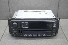 Chrysler Voyager Radio CD Player Autoradio P05091556AH