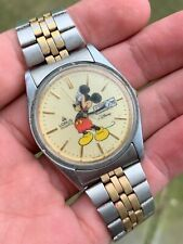 Men's Vintage MICKEY MOUSE by LORUS V533-8A10 Quartz Watch