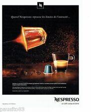 PUBLICITE ADVERTISING  116  2013  Nespresso  le café Dharkan