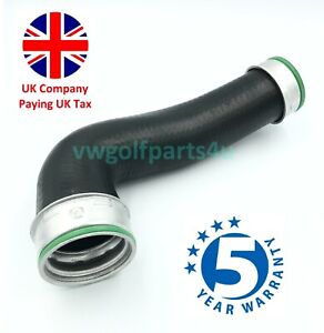 Intercooler Turbo Boost Hose Pipe 1K0145834L VW Golf V Caddy Passat 1.9 2.0 TDI