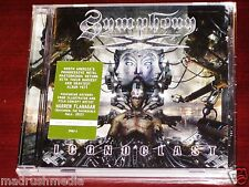 Symphony X: Iconoclast CD 2011 Nuclear Blast USA Records NB 2462-2 NEW