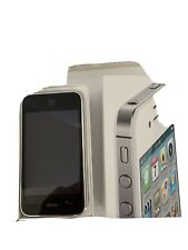 Iphone 4S White 32GB In Box With Earphones Dock Connector Cords Apple Iphone