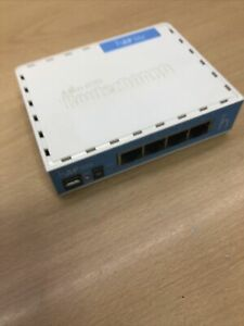 MikroTik RouterBoard hAP Lite RB941-2ND-TC WLAN access point 300 Mbit/s