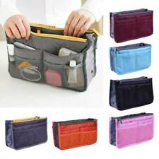 Women Large Handbag Travel Insert Organiser Purse Liner Organizer Tidy Bag Hot