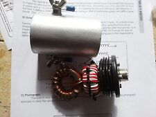 9:1 balun with built in 1:1 high common mode choke
