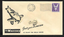 1940s WWII Pedal Car Warplane Ad Featured on Collector's Envelope *OP903