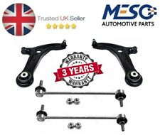 FORD FIESTA MK7 FRONT LOWER SUSPENSION WISHBONE CONTROL ARMS & LINKS KIT