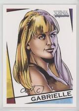 2007 Rittenhouse Xena: The Warrior Princess Dangerous Liasons #XC2 Gabrielle b6s