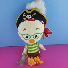 "Disney Store 18"" Chicken Little Pirate Plush Doll Stuffed"