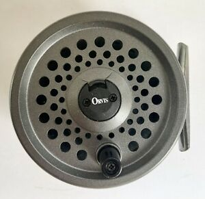 Very Nice ORVIS Clearwater 7/8 Fly Fishing Reel - Made In England - NR