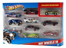 Hot Wheels - 10 Car Gift Set