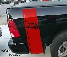 Fits Toyota Tacoma Tundra 2 Stripe TRD Decals Avengers Edition Stickers Graphics