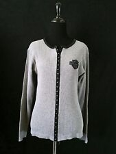 Harley Davidson Women's Shirt Pullover T Sz M High Country HD Frederick Tee top