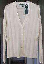 Pulls et cardigans blancs Ralph Lauren pour femme   Idées cadeaux de ... 653445666e0
