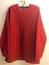 VTG 90's Tommy Hilfiger Crewneck Fleece Pullover Sweatshirt Men's size S or M