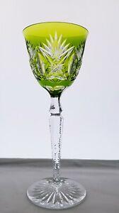 Wundervollen Antike Weinrömer Val Saint Lambert 21 CM🍷
