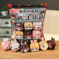 Anime Toilet-Bound Hanako-kun Plush Doll Pillow Cushion Snack Package Toy