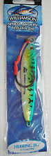 WILLIAMSON HERRING JIG 3-1/2oz.100gr.10,50 BEST SALTWATER FISHING JIGGING LURES