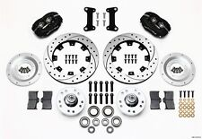 Wilwood Dynalite Front Big Brake Kit fits 1979-81 Chevy Camaro,Firebird,Drilled