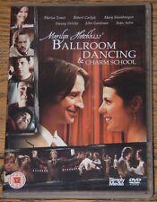 MARILYN HOTCHKISS' BALLROOM DANCING & CHARM SCHOOL 2005 UK R2 DVD ROBERT CARLYLE