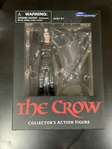 Diamond Select Toys The Crow Brandon Lee Action Figure New In Box VHTF