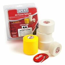 Mueller Sports All Purpose Taping Kit First Aid & Sports Tape Wrap Kit **SALE**