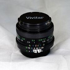 Vivitar 28mm. f2,8 MC Macro Nikon Ai-s