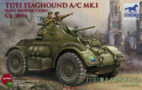 Bronco 1/35 35011 T17E1 Staghound Mk.I Late Production Hot