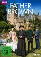 MARK/SPEER,HUGO/CUSACK,SORCHA WILLIAMS - FATHER BROWN-STAFFEL 2 3 DVD NEU