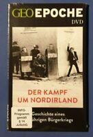 Geo Epoche Der Kampf um Nordirland Geschichte eines 30-jährigen Bürgerk. DVD NEU